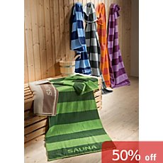 REDBEST  sauna towel Edinburgh