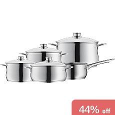 WMF  pot set, 9-parts