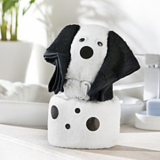 towel gift set Dalmatian