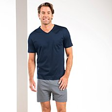 Mey fine interlock-jersey short pyjamas