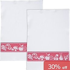 Erwin Müller  2-pack tea towels