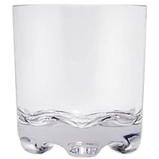 QSquared  whisky glass, break resistant