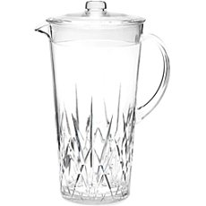 QSquared  carafe, break resistant