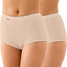 Pack of 2 Triumph Sloggi full briefs