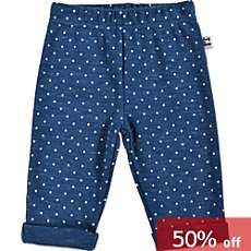Blue Seven  baby trousers