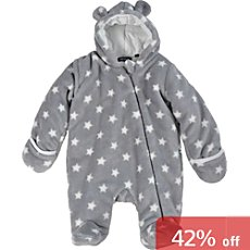 Blue Seven  baby all-in-one suit