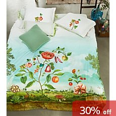Pip percale reversible duvet cover set Into the Woods