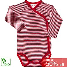 People Wear Organic  organic cotton baby wrap bodysuit