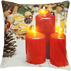 REDBEST LED cushion cover candles