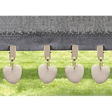 4-pack tablecloth weights