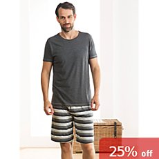 ESPRIT single jersey short pyjamas