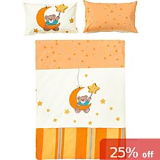 cotton flannel kids duvet cover set