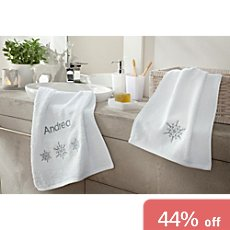 Erwin Müller  2-pack guest towels