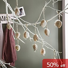 12-pack hanging decoration