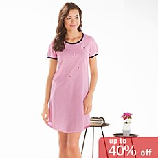 be3519e47b496 Erwin Müller single jersey nightdress