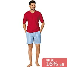 Comte single jersey short pyjamas