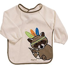 Playshoes  bib with sleeves