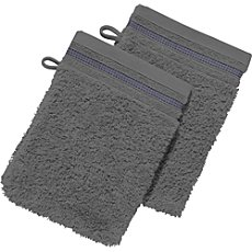Erwin Müller  2-pack wash mitts