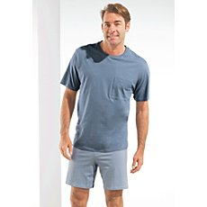 Schiesser single jersey short pyjamas