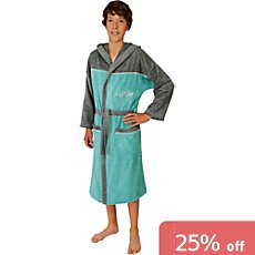 Wörner  children´s bathrobe