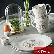 Gepolana  6-pc breakfast set