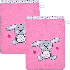 Wörner  2-pack kids wash mitts