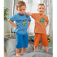 Erwin Müller single jersey 4-pc short pyjamas set