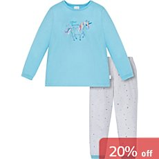 Schiesser single jersey children´s pyjamas