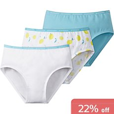 Schiesser  3-pack panties