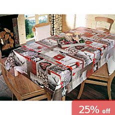 vinyl tablecloth by the metre
