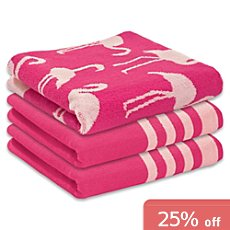Erwin Müller  3-pack hand towels
