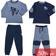 Erwin Müller  4-piece kids clothing set