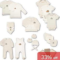 Baby Butt  20-pc newborn essential kit