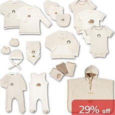 Baby Butt  21-pc newborn essential kit