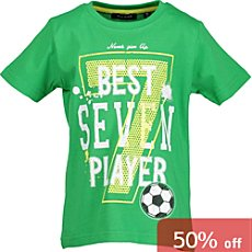 Blue Seven  children's T-shirt