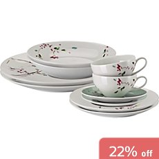Arzberg  10-pc tableware set