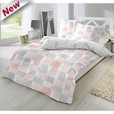 Primera Renforcé reversible duvet cover set
