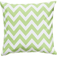 Erwin Müller  cushion cover with zigzag patterns