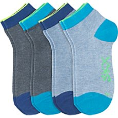 Skechers Footwear  4-pack children's quarter socks