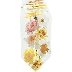 Apelt  pointed table runner
