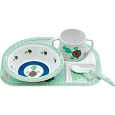Lässig  4-pc children tableware set