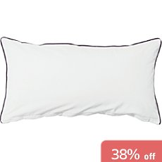 REDBEST percale extra pillowcase