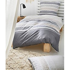 Ibena Egyptian cotton sateen duvet cover set