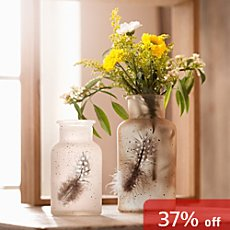 decoration vase set, 2-pieces