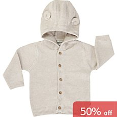 Jacky  baby knitted cardigan
