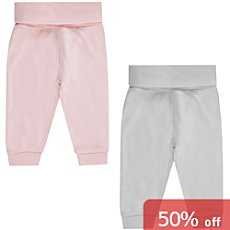 Boley  2-pack baby trousers