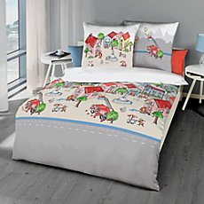 Kaeppel Renforcé duvet cover set