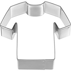 Kaiser Backen  cookie cutter T-shirt