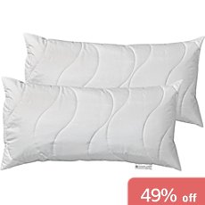 Centa-star limited  2-pack pillows