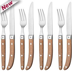 WMF  8-pc steak cutlery